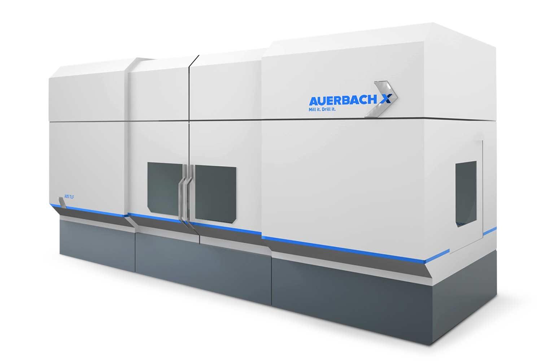 Auerbach AX5 CNC-Fräsmaschine