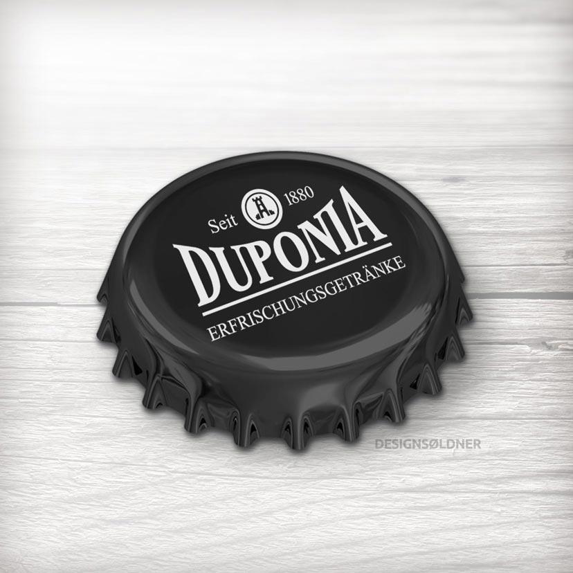 DUPONIA Kronkorken