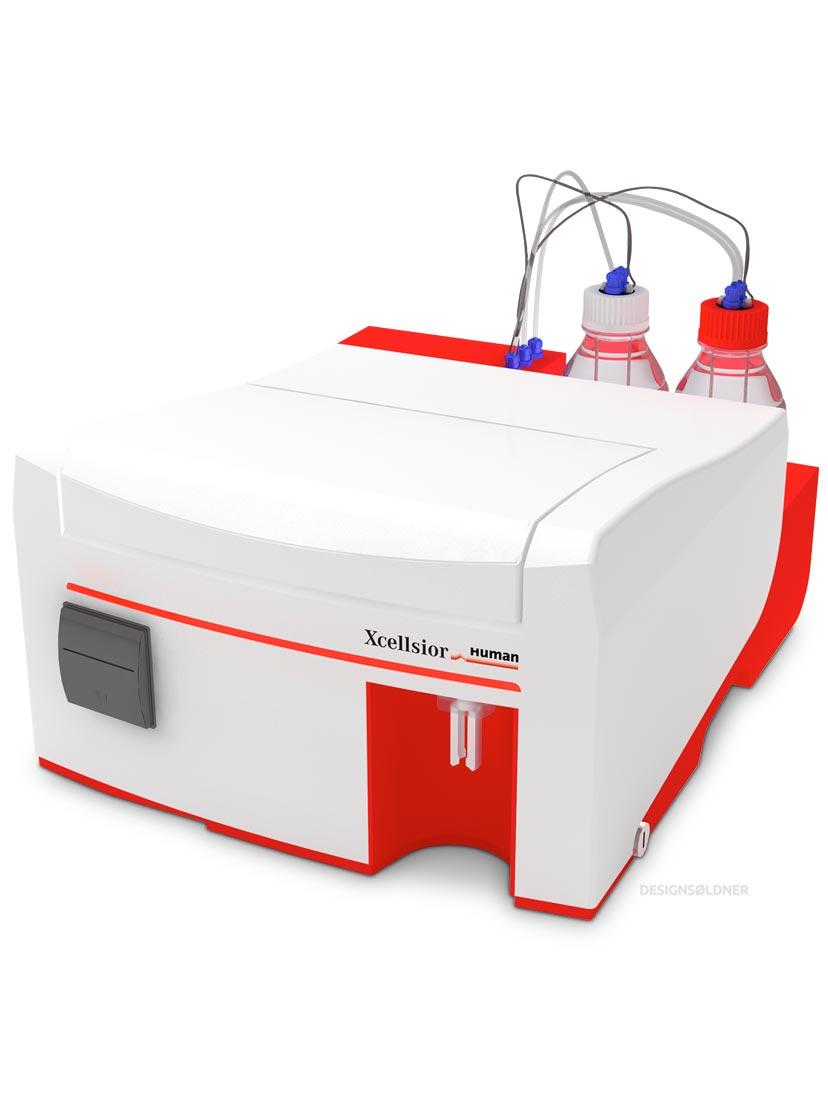 Xcellsior Human cytometer