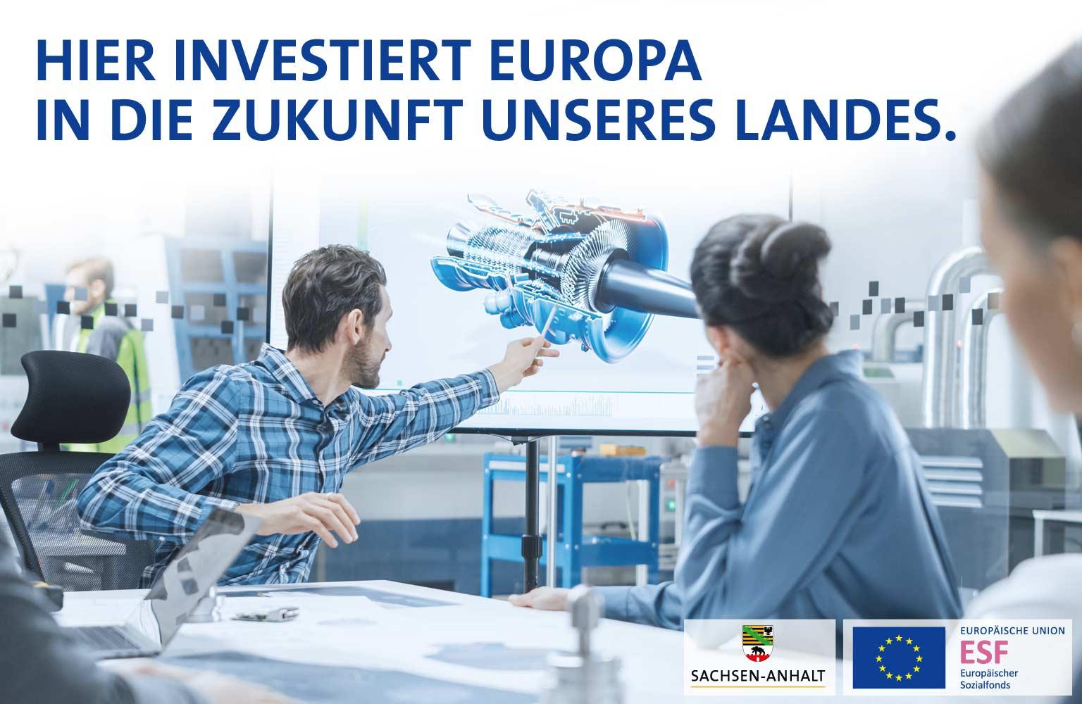 ESF Fond Innovationsassistenten